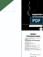 Implosion - Heft 053 - (1974) Schauberger - Biotechnische Schriftenreihe