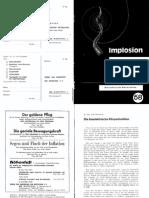 Implosion - Heft 058 - (1975) Schauberger - Biotechnische Nachrichten