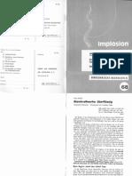 Implosion - Heft 068 - (1977) Schauberger - Biotechnische Nachrichten