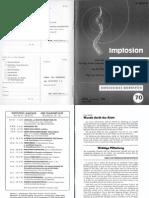 Implosion - Heft 070 - (1978) Schauberger - Biotechnische Nachrichten