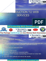 Web Services - A Brief Introduction