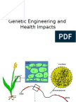 GE Health impacts