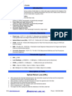 fiber cable -guide