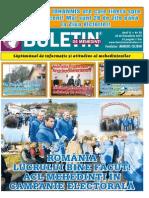 Buletin de Mehedinţi, Nr. 58/20 octombrie 2014