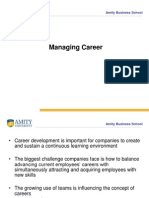 0b067Managing Career