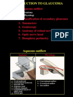 Introduction to Glaucoma