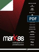 Catálogo Reclamo Marcas 2014