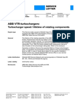 ABB TC- Spped,Life Time of Components