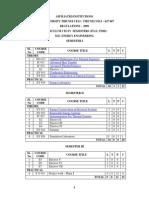 Energy Engineering Syllabus