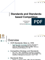 Standards and Standards Based Competition