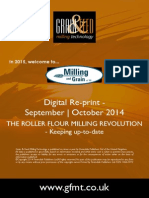 THE ROLLER FLOUR MILLING REVOLUTION - Keeping up-to-date