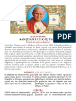 San Juan Pablo II. pdf bilingue. Forma Extraordinaria del Rito Romano