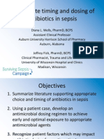 Webcast Slides Wells Fish Sepsis Antibiotics