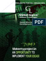 GLST Project Titles Book