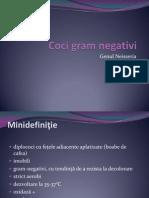 Coci Gram Negativi Ppp