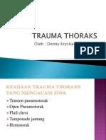 TRAUMA THORAKS.pptx