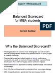 Balanced Scorecard 2