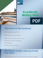 Academic Writing Help myassignmenthelp.net