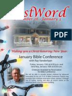 December 26 - January 3