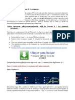 Desinstalar Ads by Feven 2.1 para proteger o sistema
