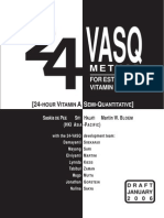 24 VASQ Method VitA Intake 2006