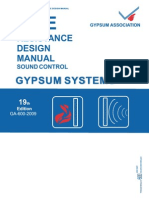 Fire Resistance Design Manual-Gypsum System-Gypsum Association