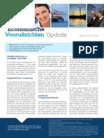 Update Economische Vooruitzichten - november 2014