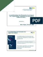 8 Bepla Iabe Marc Higny Probl Matique Des Dormants 2014-09-30