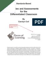 Differentian Curriculum