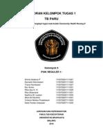 Laporan Kelompok Tugas 1 CHN2