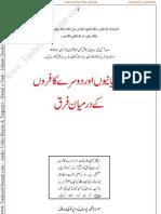 Qadiani Aur Doosre Kafaroon Mein Faraq Kya He 1