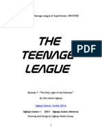 Volume 7 - The Teenage League of Superheroes