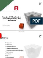 Tomislav Obad - Razvoj Web GIS Aplikacija