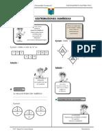 Sesion de Aprendizaje de  Distribuciones Numéricas y Graficas Ccesa007.pdf