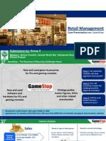 GameStop Retail