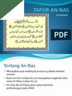 Tafsir an Nas