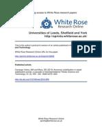 Ammonia Volatilisation in Waste Stabilization Ponds