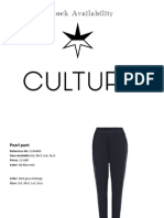 Culture Stock Available