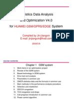 HUAWEI - statistics data analysis and optimization  V 4.0.ppt
