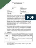 Programación, unidad y sesión (Arte - 2014).docx