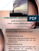 Cerobong Asap Industri