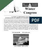 Preparing for Congress Guide
