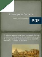 Cosmogonía Sumeria