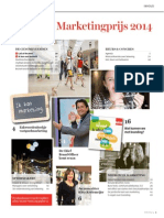 Interview Inge Niks Shopping Centre News NRW Marketingjaarprijs 2014