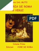 A Storia de Roma 'n Versi.