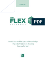 Flex Literacy Vocabulary