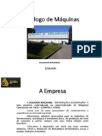 Catálogo de Máquinas - Occasion Machines - 2014 2015.pdf
