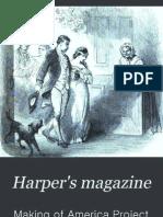 Gentlemen of the Press - The New Monthly Magazine - Harper's Magazin 1862-3