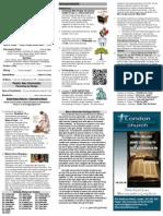 bulletin october 18-2014