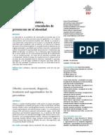 Evaluacion, diagnostico, tratamiento y oportunidades de prevencion de la obesidad.pdf